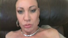 Curvy mature lady finds the pleasure she seeks in a black cock POV style