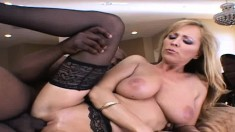 Insatiable Mature Nicole Moore Seduces And Rides A Hung Black Stud