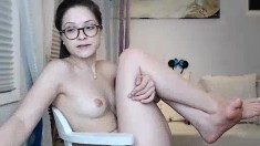 Amateur Teen Masturbating On Webcam 0184