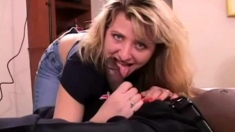 Big Booty Blonde Anal Fucked Hard After Anal Fingering
