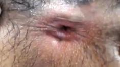 Hairy Cunt Close Up Masturbation