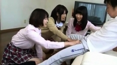 Subtitles Cfnm Japanese Soapy Handjob