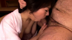 Hitomi Tanaka Is A Hot Asian Milf With Big Boobs