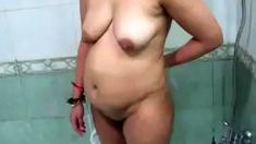 Bangla desi Mom nude front